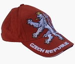 Czech Lion baseball cap