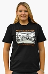 Prague Franz Kafka T-shirt