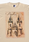 Prague Tyn Church T-shirt