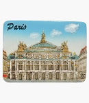 Paris Opera ceramic magnet