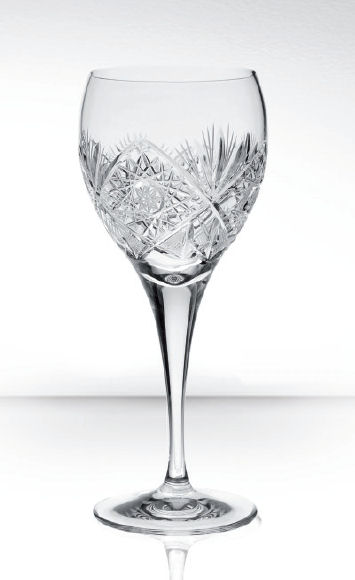 Bohemia Crystal Wine Glass Originality