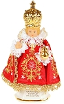 Infant Jesus of Prague genuine 16cm figure