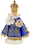Infant Jesus of Prague genuine 19cm figure