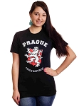 Stylized Czech Republic State Blazon T-shirt