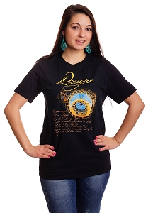 Prague Astronomical Clock T-shirt