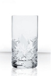 Bohemia Crystal Soft Drink Glass Orchidea