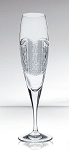 Bohemia Crystal Champagne Glass Royal