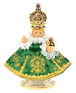 Infant Jesus of Prague genuine 13cm figure