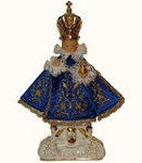 Infant Jesus of Prague genuine 29cm figure