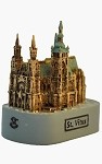 Prague St. Vitus Cathedral miniature small