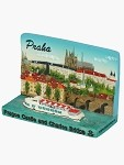 Prague Castle Skyline Stand