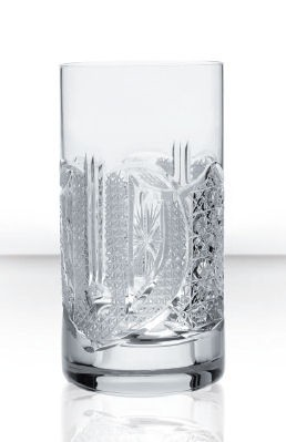 Bohemia Crystal Soft Drink Glass Royal