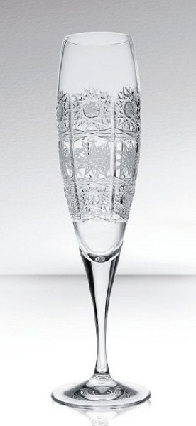 Bohemia Crystal Champagne Glass Tradition