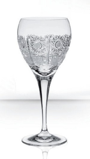 Bohemia Crystal Wine Glass Tradition